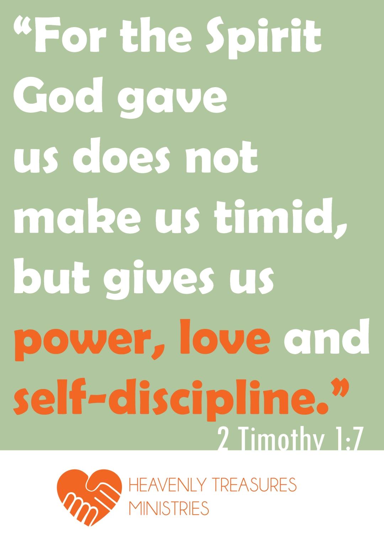 2 Timothy 1=7
